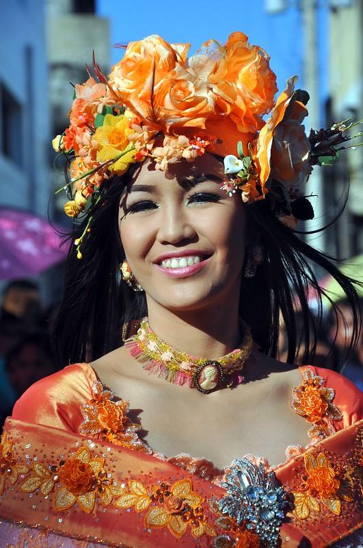 Festive Maria Clara