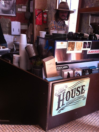 where the magic happens, the house specialty roasters, chippendale
