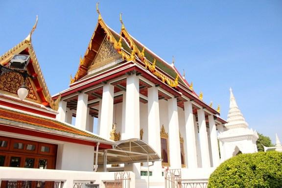 Wat Ratchanadda, Bangkok