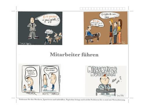 Mitarbeiter führen heisst los lassen by Tanja FÖHR