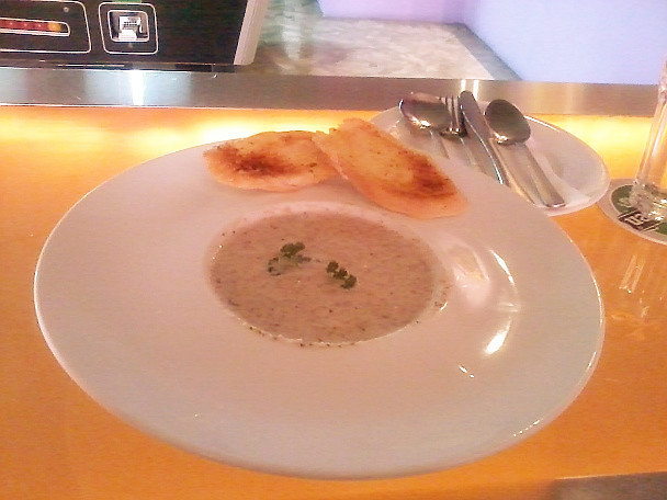 8.mushroom soup RM 10.34 @ sanook