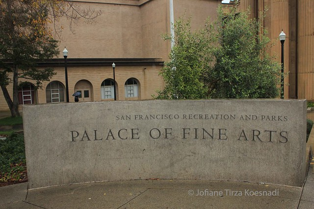 SF - Palace of Fine Arts - 1