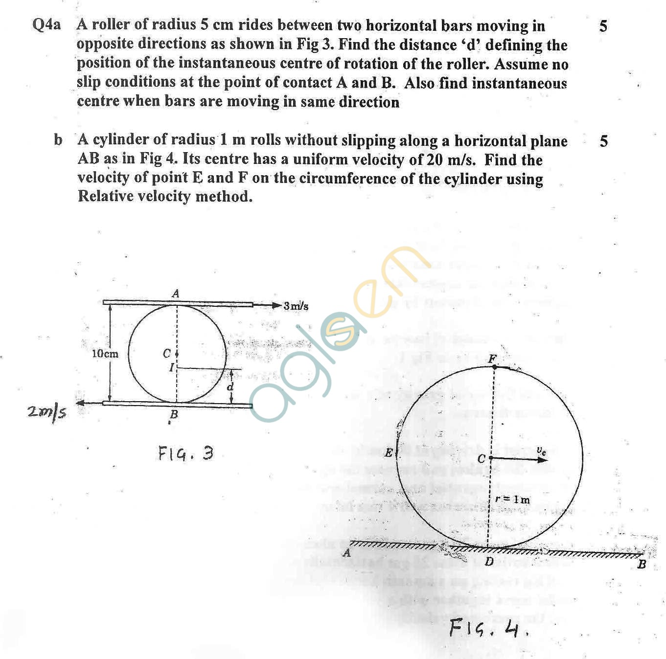 GGSIPU Question Papers Second Semester – Second Term 2012 – ETME-110