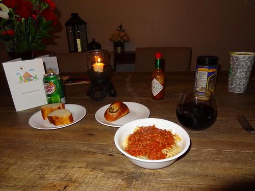 Rigatoni Bolognase