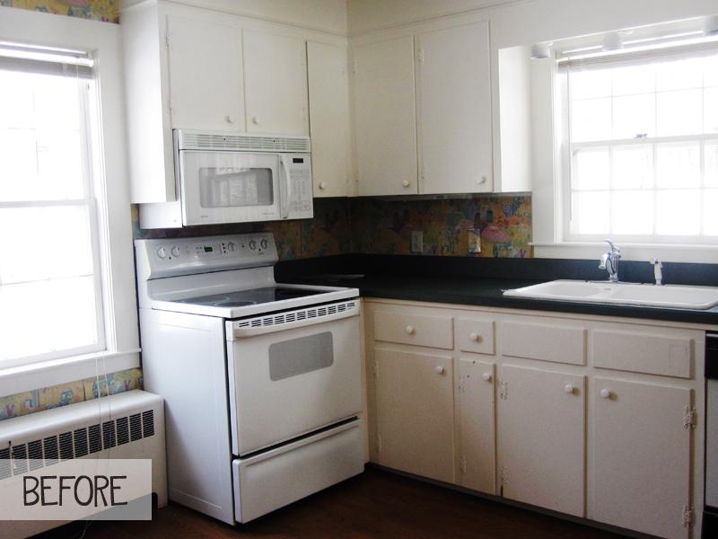 DesignLively DIY Kitchen - Before & After