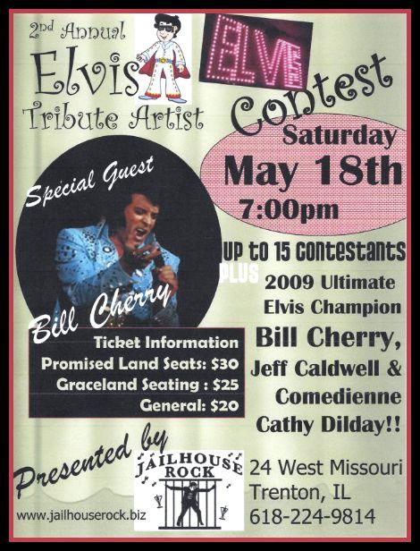 Elvis Contest 5-18-13