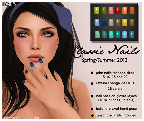 Classic Nails Spring/Summer 2013 Edition