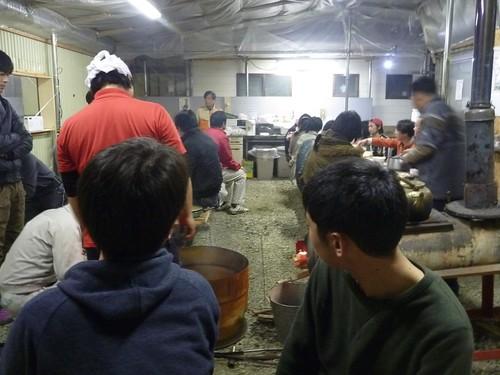 南相馬でお手伝い(援人 2013年3月9日・10日) Volunteer at Minamisoma, Fukushima. Affrected by the Tsunami of Japan Earthquake and Fukushima Daiichi nuclear plant accident.