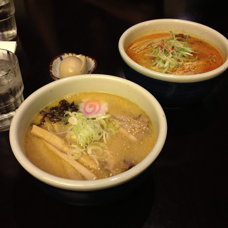 The Ramen Special: Hokkaido Ramen Santouka