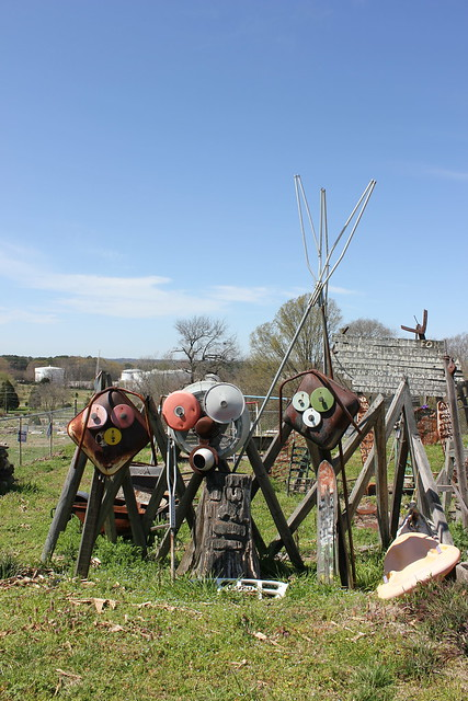 Joe Minter's African Village in America, Birmingham AL