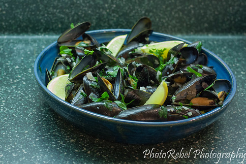 New Year's Mussels