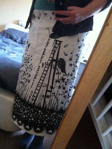 Clothkits Rob Ryan skirt