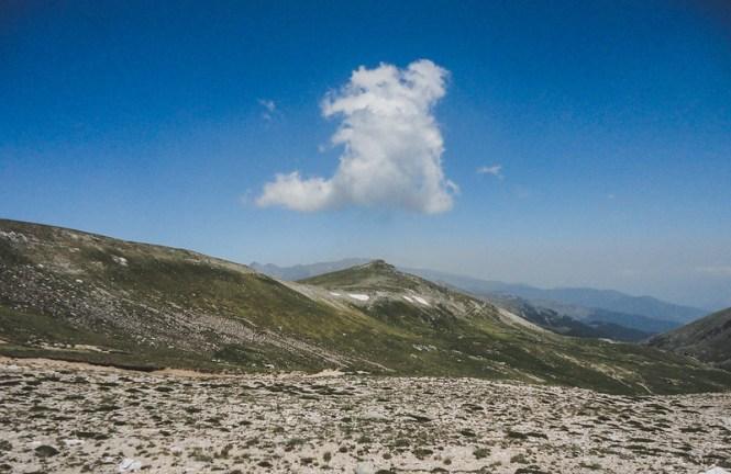 Camino al Costabona
