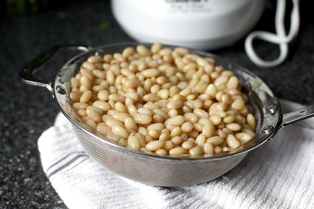 pasta and white beans with garlic-rosemary oil – smitten kitchen