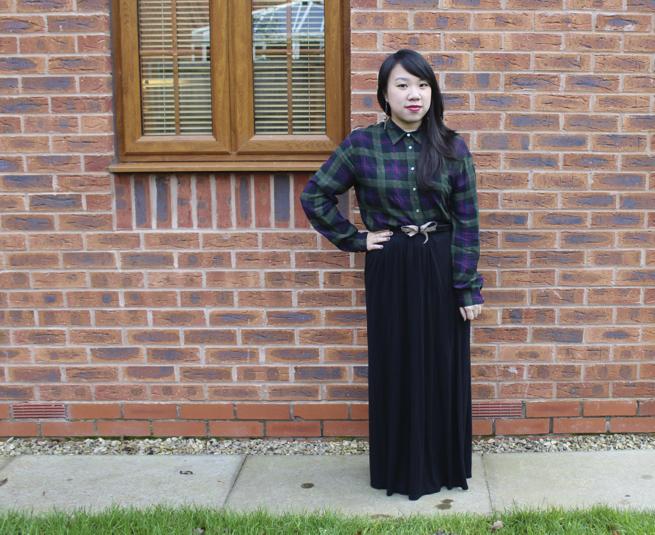 Maxi skirt pic1