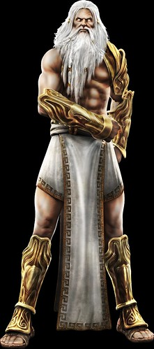 PlayStation All-Stars Battle Royale: Zeus