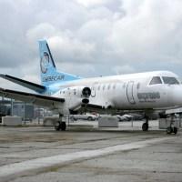 Quebecair Express N57AD Saab 340A #YVR