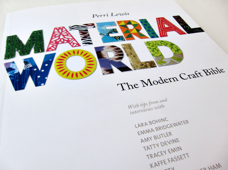 Material World Cover