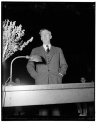 Future Progressive Party Presidential Candidate Henry A Wallace: 1939
