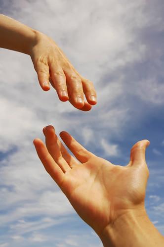 helping_hand by wbaltzley