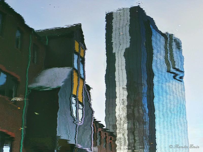 Reflejos de Birmingham.
