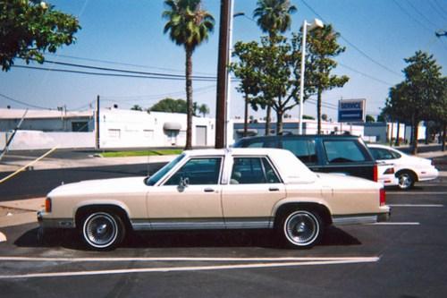 1990 Crown Victoria LX