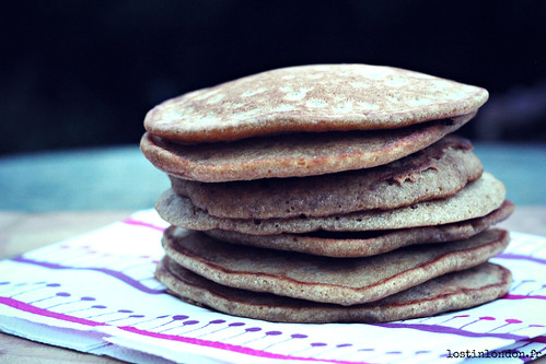 pancakes speculoos