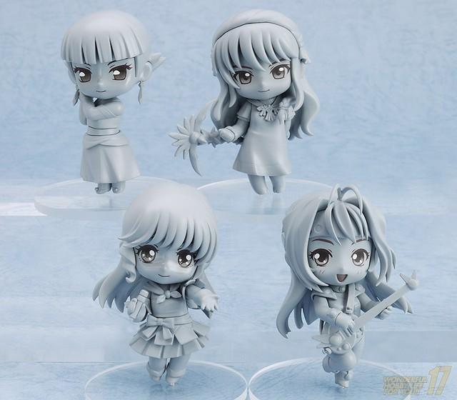 Nendoroid Petite Macross Heroines Set