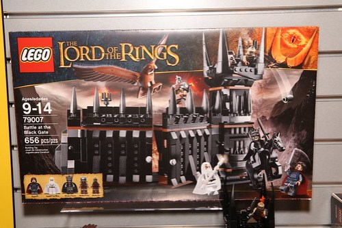 LEGO Lord of the Rings set
