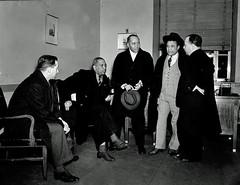 Delegation Demands Justice Depart Action on Lynching: 1940