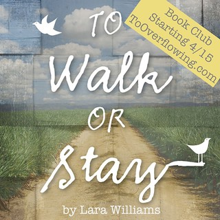 To Walk or Stay Book Club