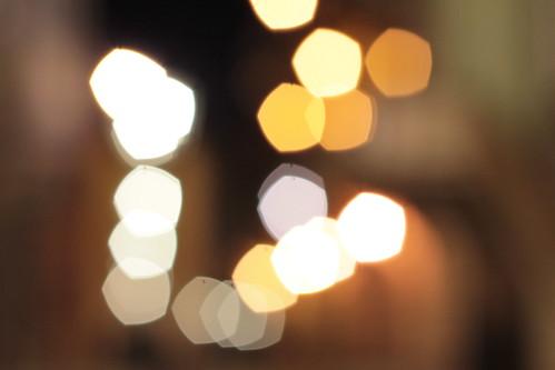 Karolinum street lights