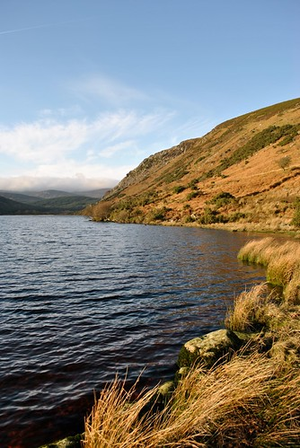 Lough Dan, Co. Wicklow, Ireland by knitahedron