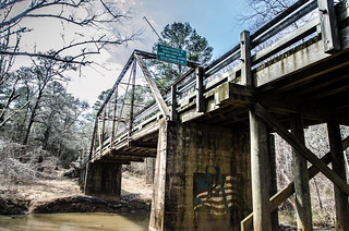 Long Cane Creek Bridge