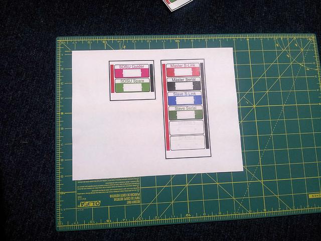 Print Label 1:1
