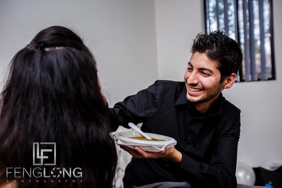Natasha & Karim's Mehndi | Parramatta | Sydney Destination Indian Wedding