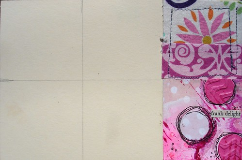 Millenium Mail Art Swap 2013: Pink