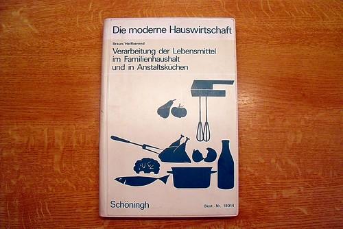 Die moderne Hauswirtschaft