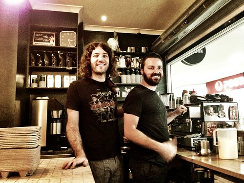 lowdown espresso brothers