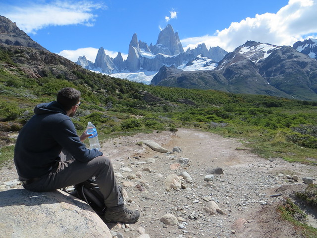Ori and Mount Fitz Roy
