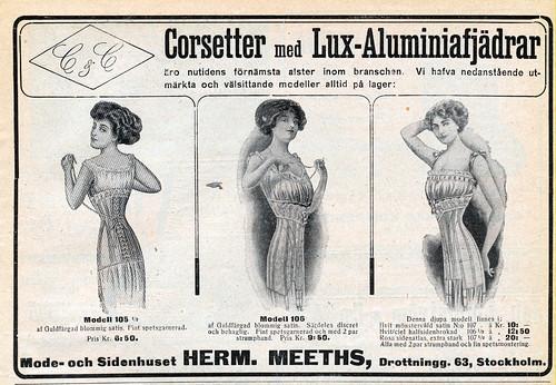 corsetter_1912 by Historiskt