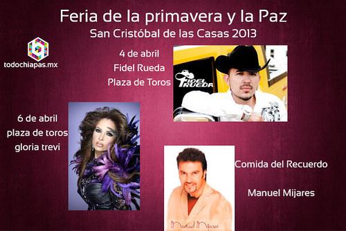 Feria Primavera 2013