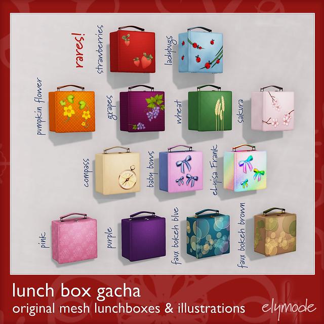 lunchbox gacha