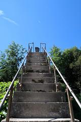 Butte Buttia steps