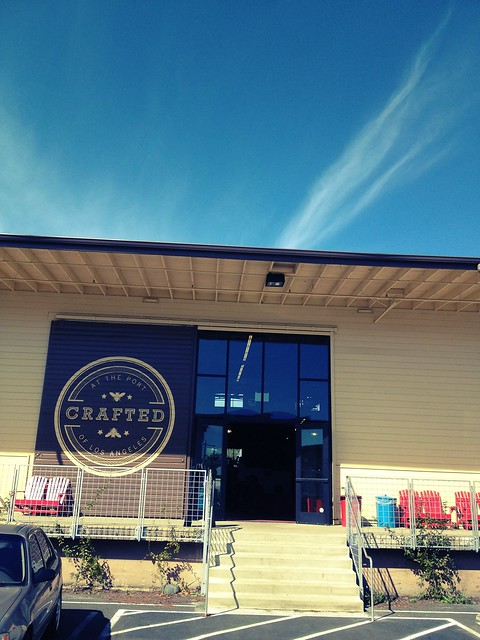 A gorgeous day at Crafted!
