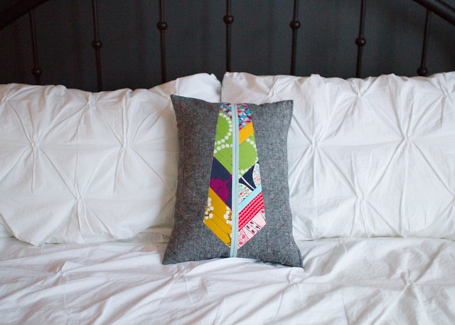 single feather pillow