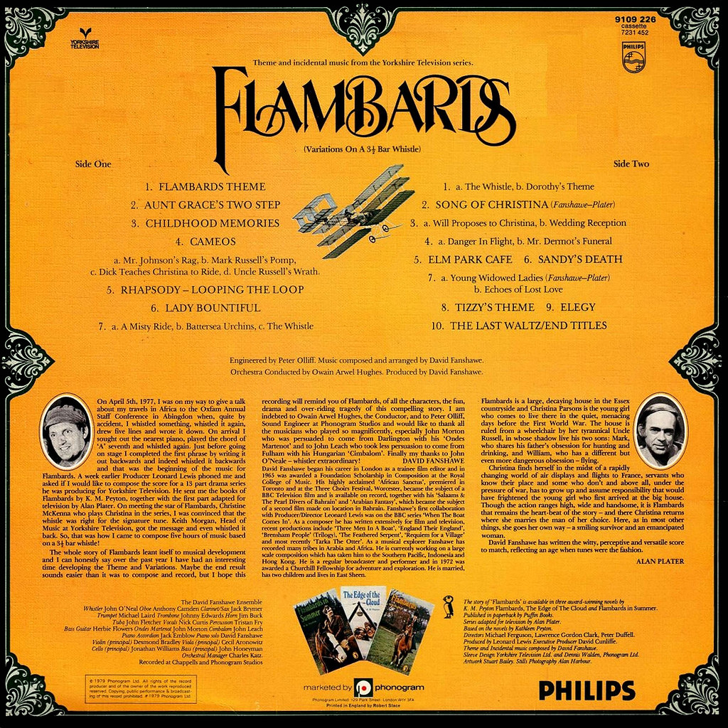 David Fanshawe - Flambards