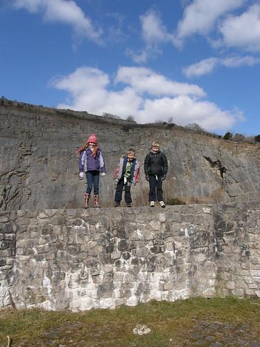 Warton Crag Quarry Car park