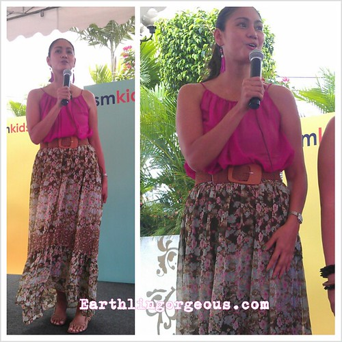 SM Kids Fashion image consultant Patty Betita