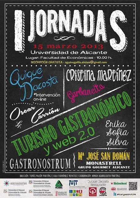 TURISMO GASTRONOMICO ESPAÑA